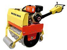 沃尔华0.55吨手扶式沟槽压实机
