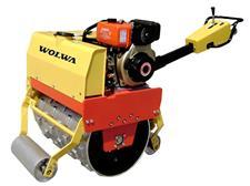 沃尔华0.6吨手扶式沟槽压实机