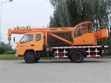 沃尔华GNQY-3500型8吨汽车吊