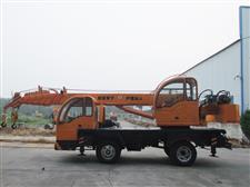 沃尔华GNQY-Z490型8吨吊车