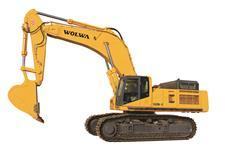 76吨DLS760-8B液压挖掘机