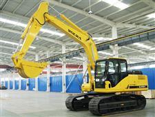DLS160-9 16吨履带式液压挖掘机