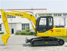 DLS880-9B 8吨履带式液压挖掘机