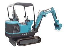 DLS815-9农用履带式挖掘机