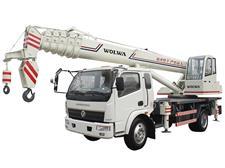 沃尔华GNQY-C12型12吨汽车吊