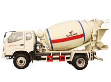 4立方混凝土搅拌运输车