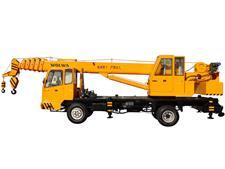 10吨自制底盘GNQY-Z10型吊车