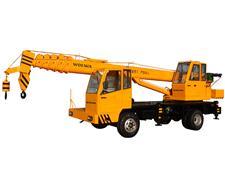 8吨自制底盘GNQY-Z8型吊车
