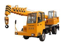 6吨自制底盘GNQY-Z6型吊车