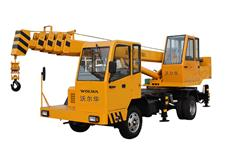 5吨自制底盘GNQY-Z5型吊车