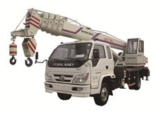 沃尔华GNQY-C10型10吨汽车吊