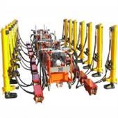 CPH-2100型液压道岔铺换机组