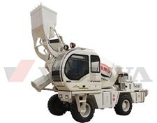 【新款】混凝土自动上料车
