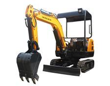 【新款】1.8吨履带挖掘机