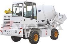 【新款】1.2方混凝土自动上料车
